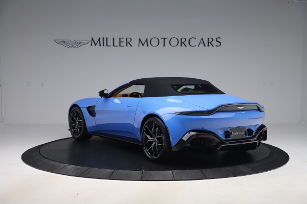New 2021 Aston Martin Vantage Roadster for sale Call for price at Maserati of Greenwich in Greenwich CT 06830 28