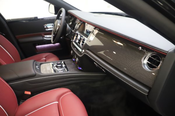 New 2020 Rolls-Royce Ghost for sale $450,450 at Maserati of Greenwich in Greenwich CT 06830 26