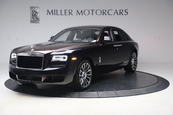 New 2020 Rolls-Royce Ghost for sale $450,450 at Maserati of Greenwich in Greenwich CT 06830 3