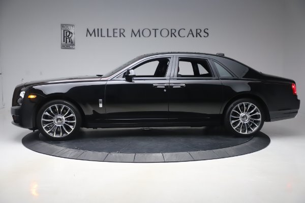 New 2020 Rolls-Royce Ghost for sale $450,450 at Maserati of Greenwich in Greenwich CT 06830 4