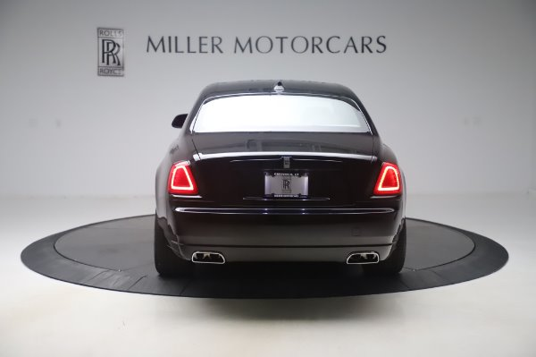 New 2020 Rolls-Royce Ghost for sale $450,450 at Maserati of Greenwich in Greenwich CT 06830 6
