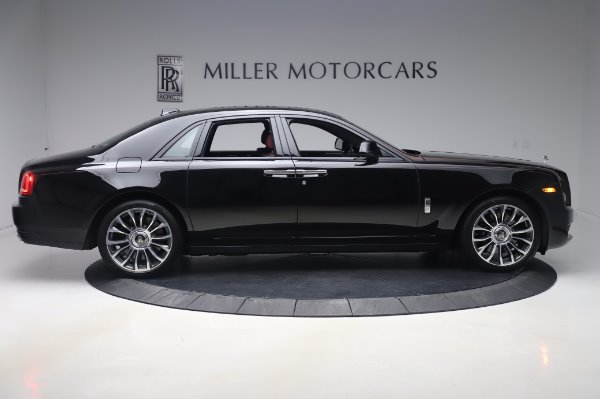 New 2020 Rolls-Royce Ghost for sale $450,450 at Maserati of Greenwich in Greenwich CT 06830 8