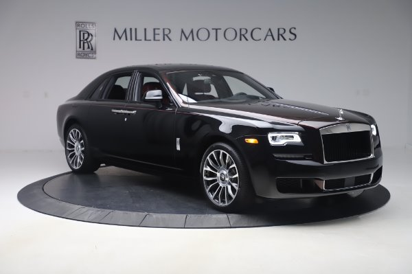 New 2020 Rolls-Royce Ghost for sale $450,450 at Maserati of Greenwich in Greenwich CT 06830 9