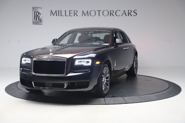 New 2020 Rolls-Royce Ghost for sale $450,450 at Maserati of Greenwich in Greenwich CT 06830 1