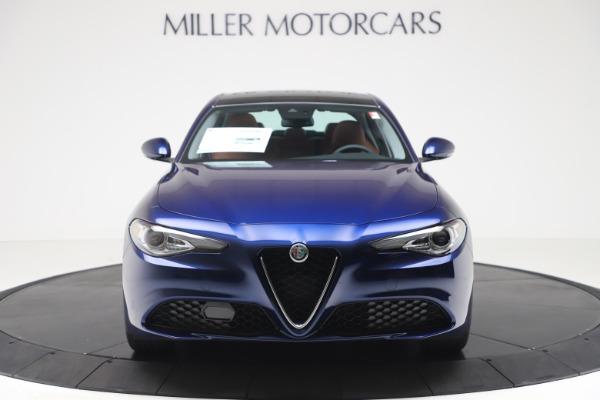 New 2020 Alfa Romeo Giulia Q4 for sale $45,445 at Maserati of Greenwich in Greenwich CT 06830 12