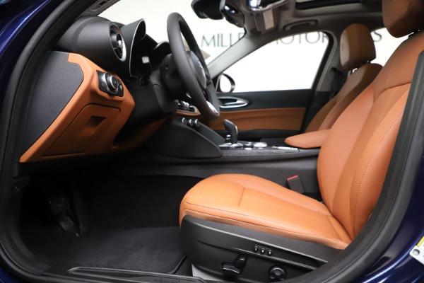 New 2020 Alfa Romeo Giulia Q4 for sale $45,445 at Maserati of Greenwich in Greenwich CT 06830 14