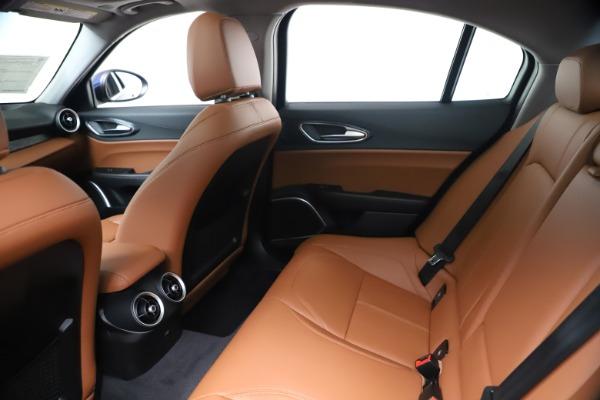 New 2020 Alfa Romeo Giulia Q4 for sale $45,445 at Maserati of Greenwich in Greenwich CT 06830 19