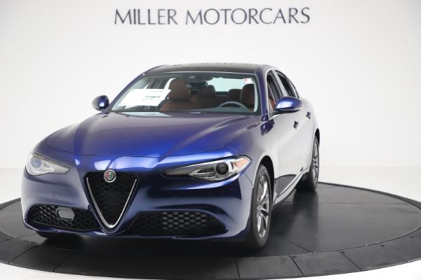 New 2020 Alfa Romeo Giulia Q4 for sale $45,445 at Maserati of Greenwich in Greenwich CT 06830 1