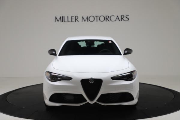 New 2020 Alfa Romeo Giulia Ti Sport Carbon Q4 for sale $51,640 at Maserati of Greenwich in Greenwich CT 06830 12