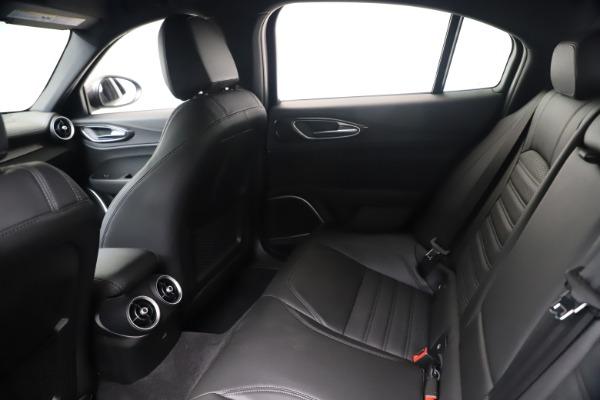 New 2020 Alfa Romeo Giulia Ti Sport Carbon Q4 for sale $51,640 at Maserati of Greenwich in Greenwich CT 06830 19