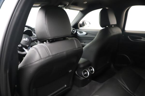 New 2020 Alfa Romeo Giulia Ti Sport Carbon Q4 for sale $51,640 at Maserati of Greenwich in Greenwich CT 06830 20