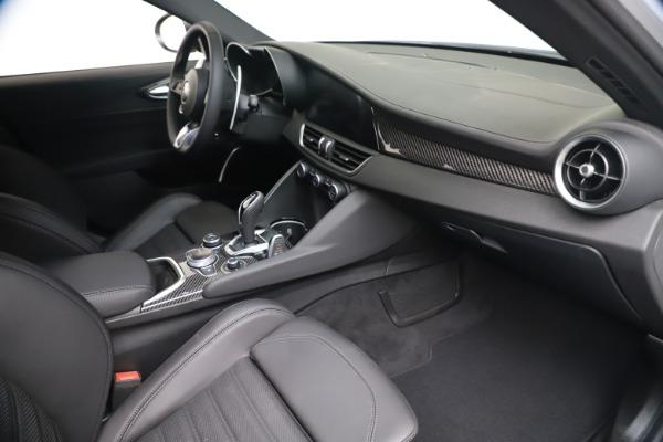 New 2020 Alfa Romeo Giulia Ti Sport Carbon Q4 for sale $51,640 at Maserati of Greenwich in Greenwich CT 06830 21