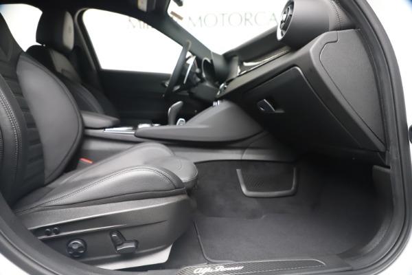 New 2020 Alfa Romeo Giulia Ti Sport Carbon Q4 for sale $51,640 at Maserati of Greenwich in Greenwich CT 06830 22