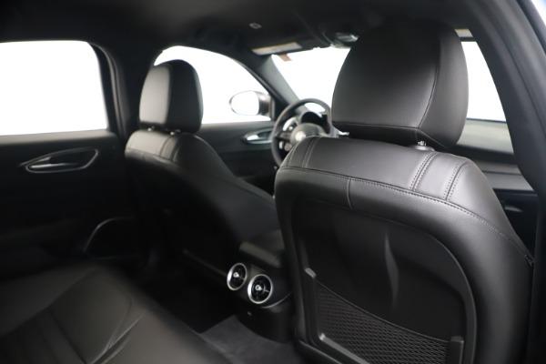 New 2020 Alfa Romeo Giulia Ti Sport Carbon Q4 for sale $51,640 at Maserati of Greenwich in Greenwich CT 06830 27
