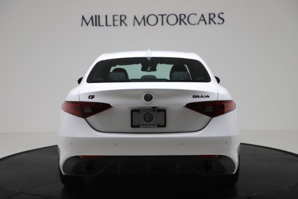 New 2020 Alfa Romeo Giulia Ti Sport Carbon Q4 for sale $51,640 at Maserati of Greenwich in Greenwich CT 06830 6