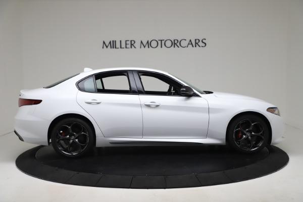 New 2020 Alfa Romeo Giulia Ti Sport Carbon Q4 for sale $51,640 at Maserati of Greenwich in Greenwich CT 06830 9