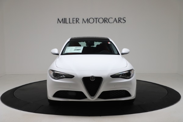 New 2020 Alfa Romeo Giulia Q4 for sale $44,845 at Maserati of Greenwich in Greenwich CT 06830 12