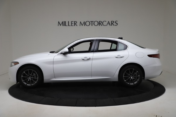 New 2020 Alfa Romeo Giulia Q4 for sale $44,845 at Maserati of Greenwich in Greenwich CT 06830 3