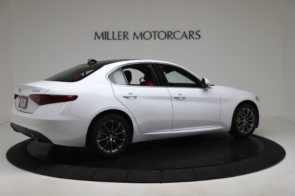 New 2020 Alfa Romeo Giulia Q4 for sale $44,845 at Maserati of Greenwich in Greenwich CT 06830 8
