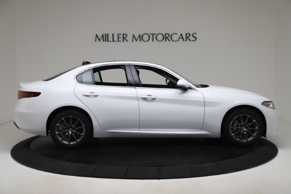 New 2020 Alfa Romeo Giulia Q4 for sale $44,845 at Maserati of Greenwich in Greenwich CT 06830 9