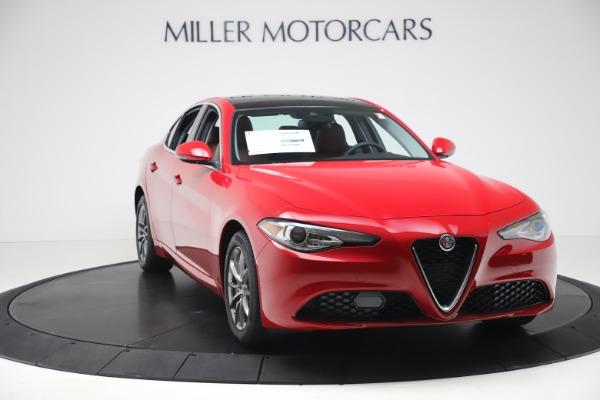 New 2020 Alfa Romeo Giulia Q4 for sale $40,466 at Maserati of Greenwich in Greenwich CT 06830 11