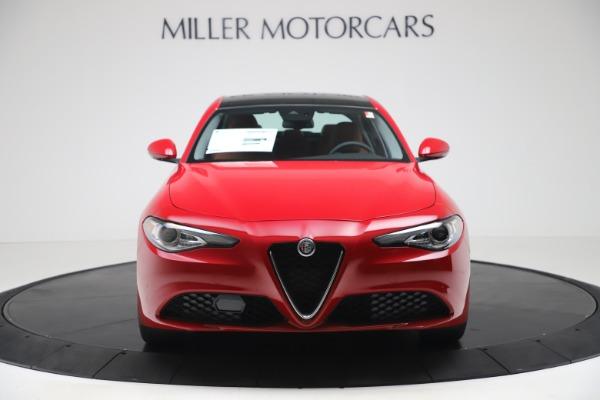 New 2020 Alfa Romeo Giulia Q4 for sale $40,466 at Maserati of Greenwich in Greenwich CT 06830 12