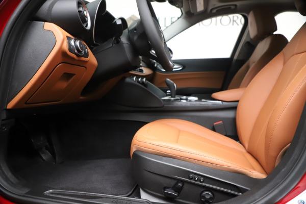 New 2020 Alfa Romeo Giulia Q4 for sale $40,466 at Maserati of Greenwich in Greenwich CT 06830 14