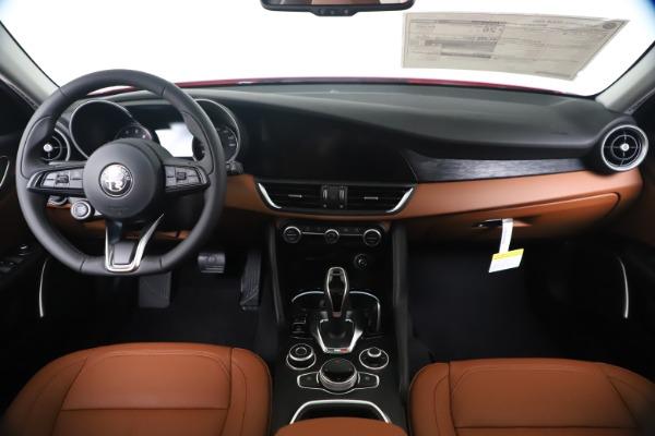 New 2020 Alfa Romeo Giulia Q4 for sale $40,466 at Maserati of Greenwich in Greenwich CT 06830 16