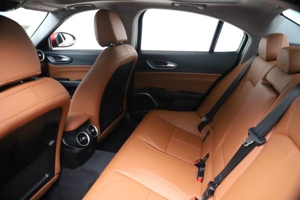 New 2020 Alfa Romeo Giulia Q4 for sale $40,466 at Maserati of Greenwich in Greenwich CT 06830 19