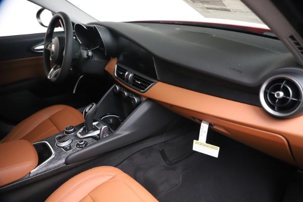 New 2020 Alfa Romeo Giulia Q4 for sale $40,466 at Maserati of Greenwich in Greenwich CT 06830 22