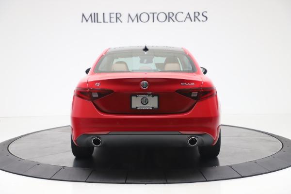 New 2020 Alfa Romeo Giulia Q4 for sale $40,466 at Maserati of Greenwich in Greenwich CT 06830 6
