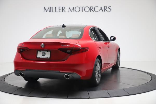 New 2020 Alfa Romeo Giulia Q4 for sale $40,466 at Maserati of Greenwich in Greenwich CT 06830 7