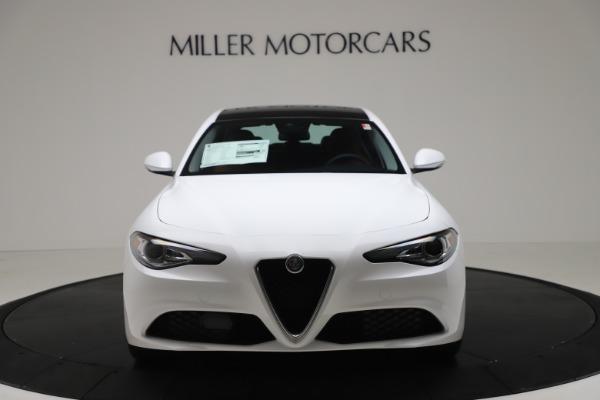 New 2020 Alfa Romeo Giulia Q4 for sale Sold at Maserati of Greenwich in Greenwich CT 06830 12