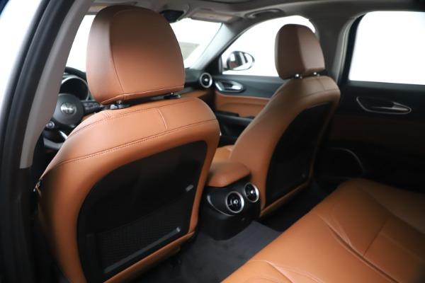 New 2020 Alfa Romeo Giulia Q4 for sale Sold at Maserati of Greenwich in Greenwich CT 06830 20
