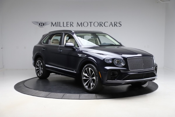 New 2021 Bentley Bentayga V8 for sale Sold at Maserati of Greenwich in Greenwich CT 06830 11