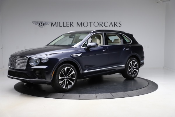 New 2021 Bentley Bentayga V8 for sale Sold at Maserati of Greenwich in Greenwich CT 06830 2