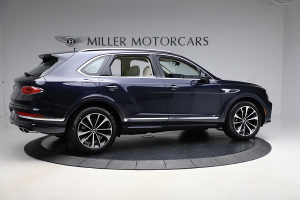 New 2021 Bentley Bentayga V8 for sale Sold at Maserati of Greenwich in Greenwich CT 06830 8