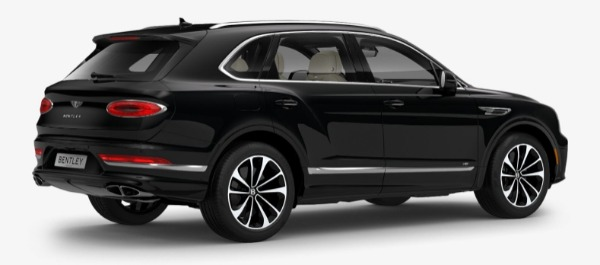 New 2021 Bentley Bentayga V8 for sale $207,520 at Maserati of Greenwich in Greenwich CT 06830 3