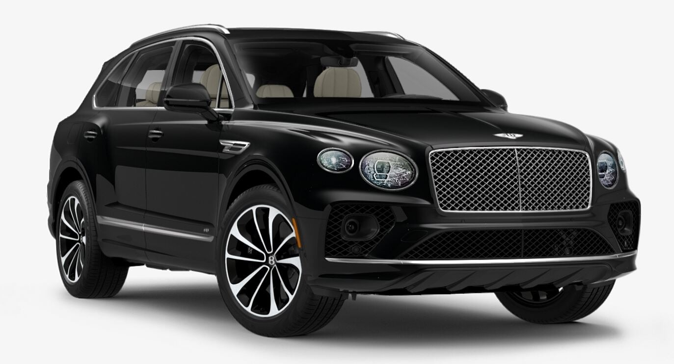 New 2021 Bentley Bentayga V8 for sale $207,520 at Maserati of Greenwich in Greenwich CT 06830 1