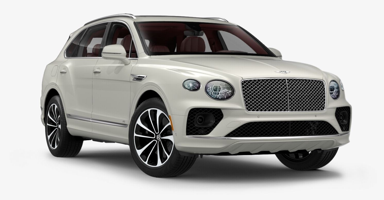 New 2021 Bentley Bentayga V8 for sale $199,290 at Maserati of Greenwich in Greenwich CT 06830 1