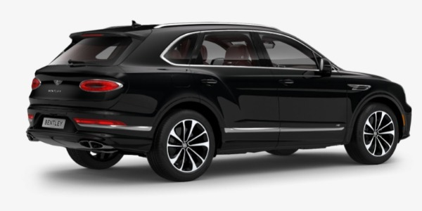 New 2021 Bentley Bentayga V8 for sale $206,415 at Maserati of Greenwich in Greenwich CT 06830 3