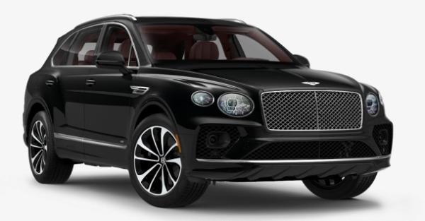 New 2021 Bentley Bentayga V8 for sale $206,415 at Maserati of Greenwich in Greenwich CT 06830 1