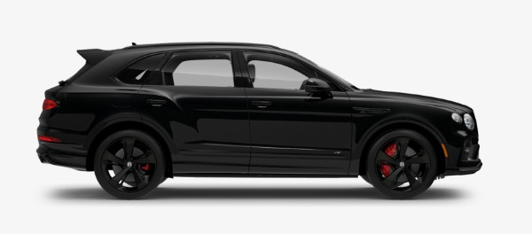 New 2021 Bentley Bentayga V8 for sale $223,710 at Maserati of Greenwich in Greenwich CT 06830 2