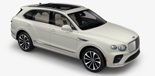 New 2021 Bentley Bentayga V8 for sale $204,855 at Maserati of Greenwich in Greenwich CT 06830 5