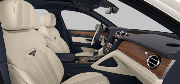 New 2021 Bentley Bentayga V8 for sale $204,855 at Maserati of Greenwich in Greenwich CT 06830 7