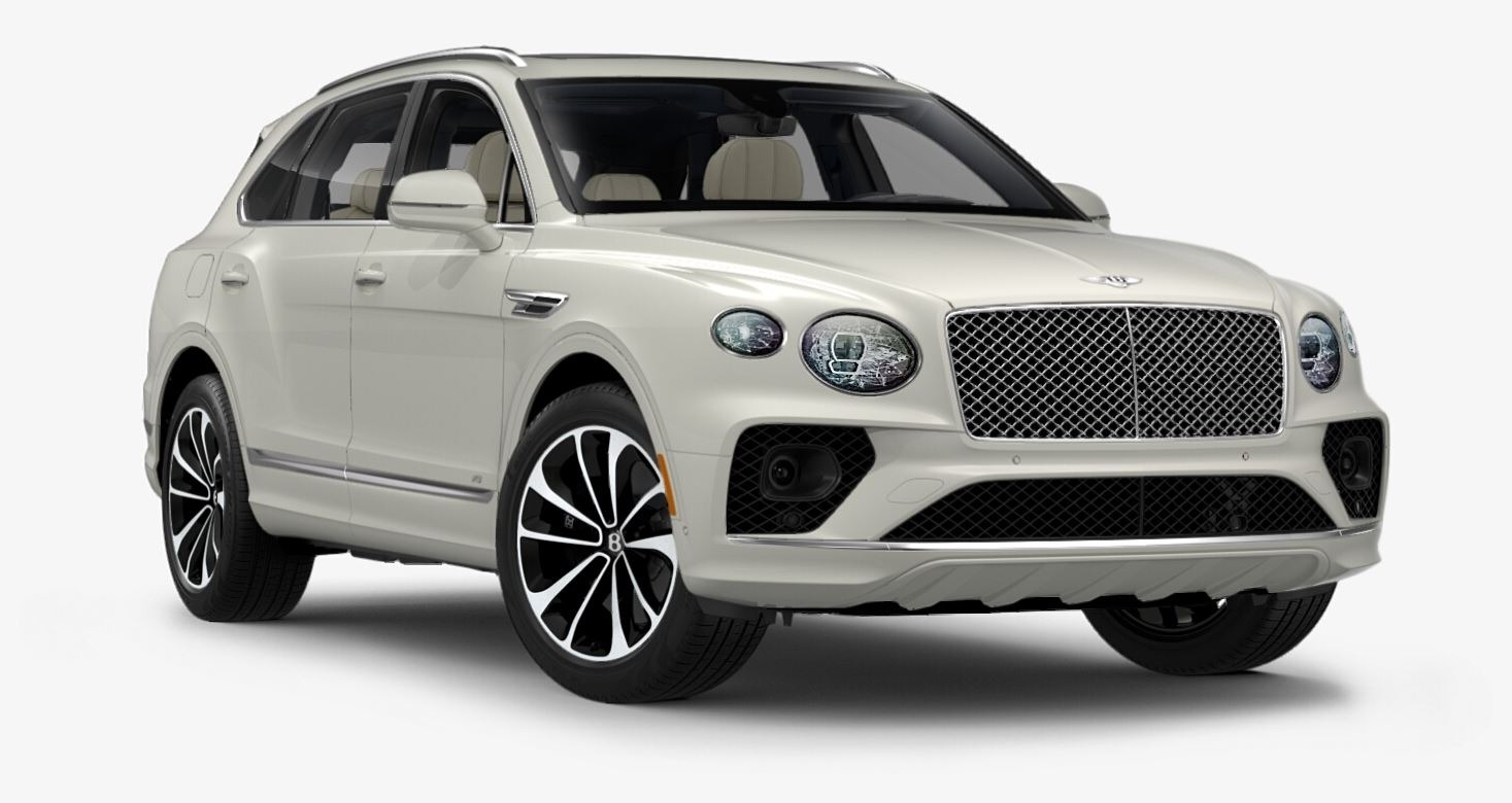 New 2021 Bentley Bentayga V8 for sale $204,855 at Maserati of Greenwich in Greenwich CT 06830 1