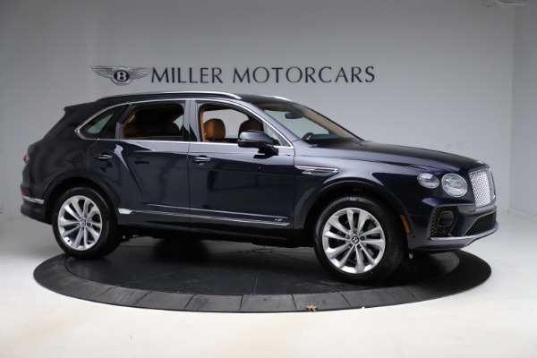 New 2021 Bentley Bentayga V8 for sale $203,205 at Maserati of Greenwich in Greenwich CT 06830 10