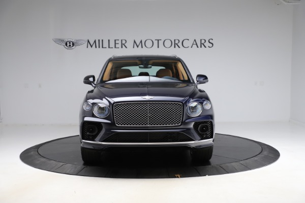New 2021 Bentley Bentayga V8 for sale $203,205 at Maserati of Greenwich in Greenwich CT 06830 12