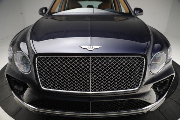 New 2021 Bentley Bentayga V8 for sale $203,205 at Maserati of Greenwich in Greenwich CT 06830 13