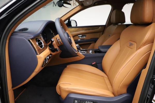 New 2021 Bentley Bentayga V8 for sale $203,205 at Maserati of Greenwich in Greenwich CT 06830 19